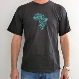 Wir schenken Ihnen ein original afrikanisches T-Shirt!