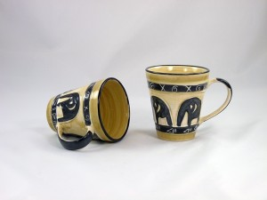 """Kaffeebecher """"Elefant"""""""