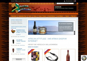 Mit Afrika Shop 24 auf allen Geräten optimal shoppen