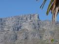 Tafelberg in Kapstadt, Südafrika
