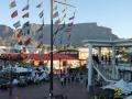 Waterfront in Kapstadt, Südafrika