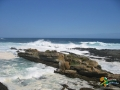 Felsen im Tsitsikamma Coastal National Park, Südafrika